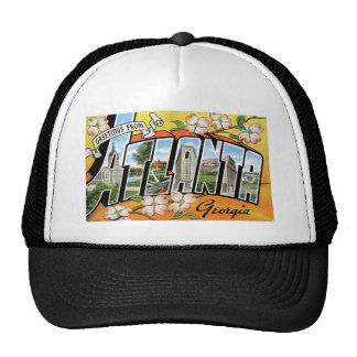 Greetings from Atlanta, GA! Trucker Hat