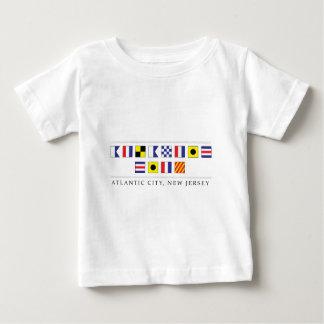 Greetings from Atlantic City Baby T-Shirt