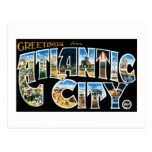 Greetings from Atlantic City! Post Cards
