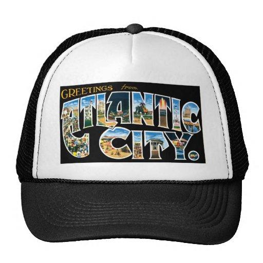 Greetings from Atlantic City! Trucker Hat
