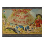 Greetings From Atlantic City, Vintage Postcards