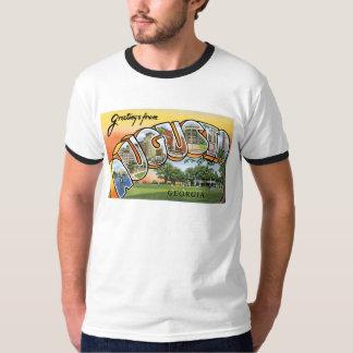 Greetings from Augusta, GA! T-shirt