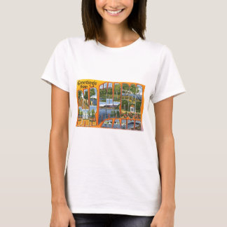 Greetings from Bar Harbor, Maine! T-Shirt