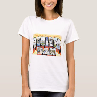 Greetings from Boulder Dam! T-Shirt