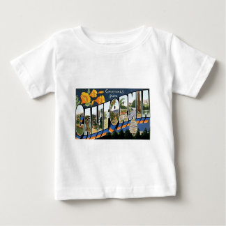 Greetings from California! Baby T-Shirt