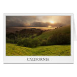 Greetings from California Cards