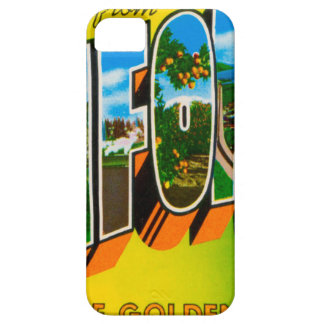 Greetings From California iPhone SE/5/5s Case