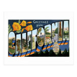 Greetings from California! Postcards