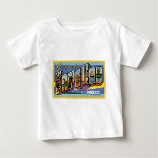 Greetings from Cape Cod Massachusetts Infant T-shirt