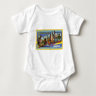 Greetings from Cape Cod Massachusetts T-shirts