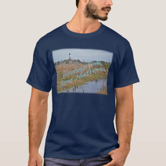 Greetings from Cape Hatteras OBX T-Shirt