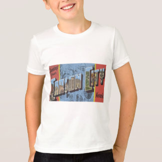 Greetings From Carson City Nevada, Vintage T-Shirt