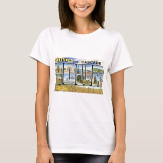 Greetings From Cascade T-Shirt