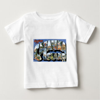 Greetings from Catalina Island, California! Infant T-shirt