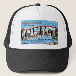 Greetings from Charleston, South Carolina! Trucker Hat