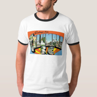 Greetings from Columbia, South Carolina! T-Shirt