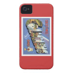 Greetings From Columbus Ohio iPhone 4 Case-Mate Cases