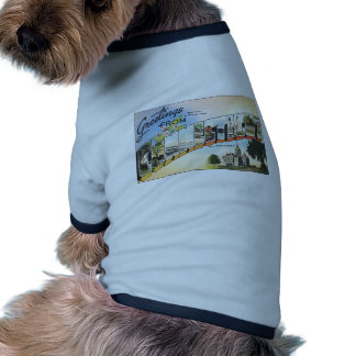 Greetings From Connecticut, Vintage Doggie Shirt