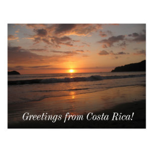 Greetings from costa rica gifts on zazzle greetings from costa rica postcard m4hsunfo