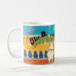 GREETINGS FROM COW PLANET Boynton Coffee Mug