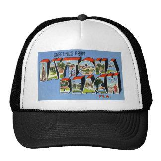 Greetings from Daytona Beach Florida Mesh Hat