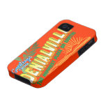 Greetings from Denialville - happiest place Vibe iPhone 4 Covers