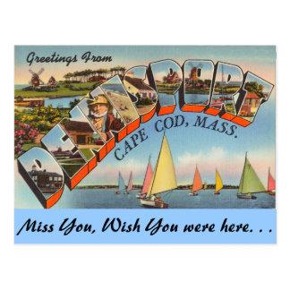 Greetings from Dennisport Postcards
