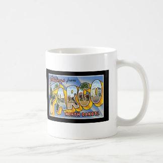 Greetings from Fargo Coffee Mug