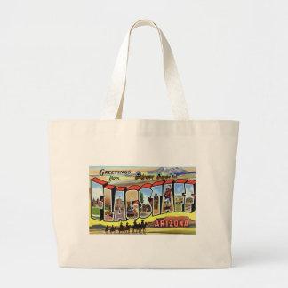 Greetings from Flagstaff Arizona Bags