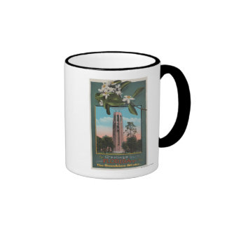 Greetings from Florida & Picture of the Singing Ringer Mug