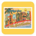 vintage, retro, travel, vacation, usa, florida,