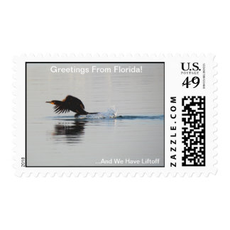 GREETINGS FROM FLORIDAseries-50% PROFIT TO SCHOOLS Postage