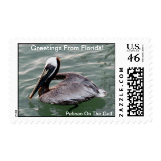 GREETINGS FROM FLORIDAseries-50% PROFIT TO SCHOOLS Stamps