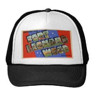 Greetings from Fort Leonard Wood Missouri Trucker Hat