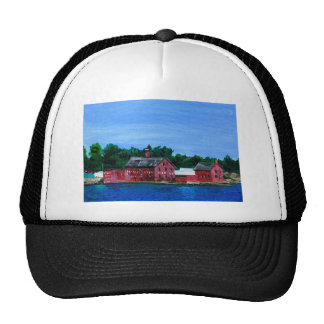 Greetings from Gloucester, MA Trucker Hat