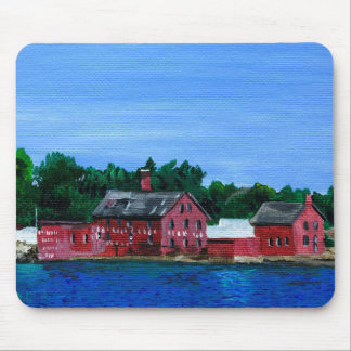Greetings from Gloucester, MA Mouse Pad