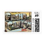 Greetings From Grand Canyon Arizona Stamp
