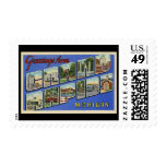 Greetings From Grand Rapids Michigan Postage Stamp
