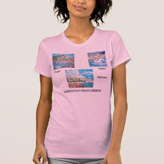 Greetings from Greece Shirt