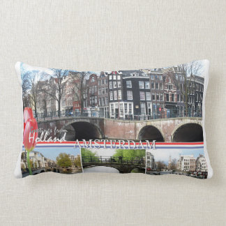 Greetings from Holland - Amsterdam Pillow