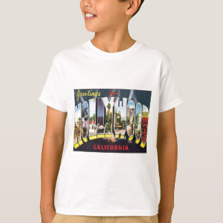Greetings From Hollywood California T-Shirt