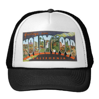 Greetings from Hollywood! Trucker Hat