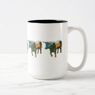 """""""Greetings from Hopewell Valley"""" 15 oz mug"""