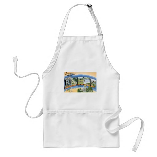 Greetings from Idaho! Aprons