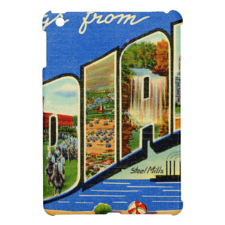 Greetings From Indiana iPad Mini Cover