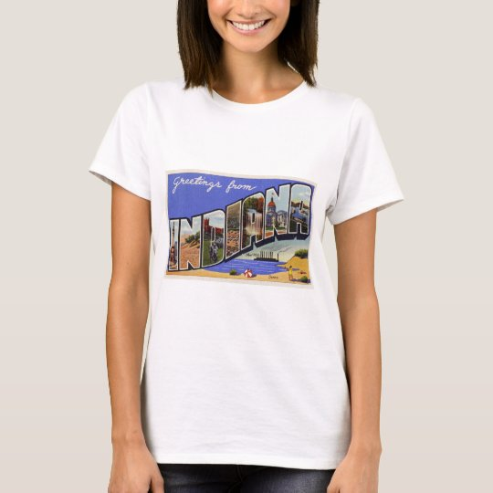 Greetings from Indiana T-Shirt