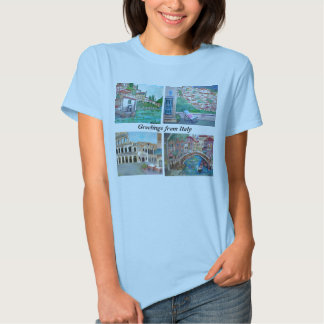 Greetings from Italy Shirt