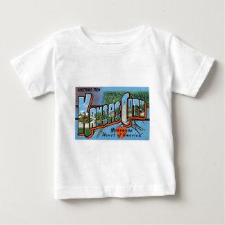 Greetings from Kansas City! Baby T-Shirt
