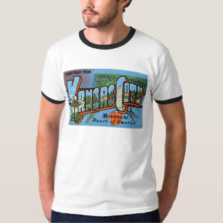 Greetings from Kansas City! T-Shirt
