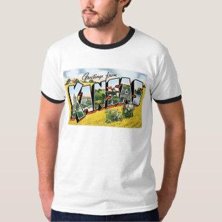 Greetings from Kansas! T-Shirt